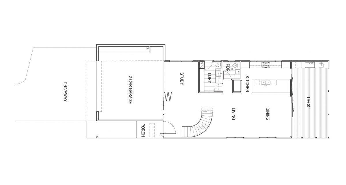 First storey